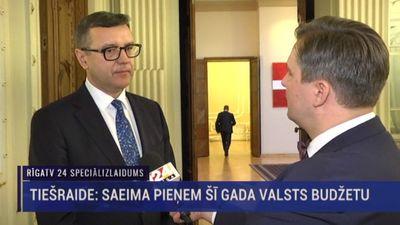 Speciālizlaidums: Saeima lemj par 2019. gada valsts budžetu 5. daļa
