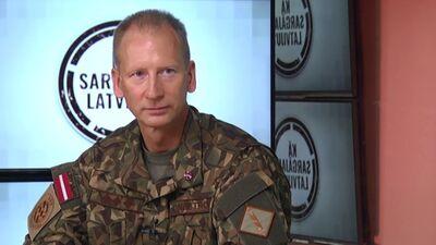 """Cik vērienīgas šogad būs militārās mācības """"Namejs 2020""""?"""