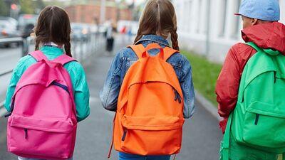Cik smaga drīkst būt skolas soma? Skaidro ergoterapeite
