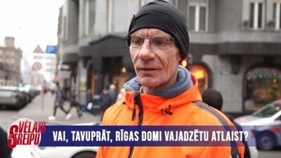 Vai Rīgas domi vajadzētu atlaist?