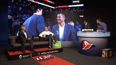 Kādas ir sajūtas, kad NBA draftā nosauc savējo?