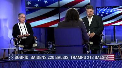 Speciālizlaidums: 2020. gada ASV prezidenta vēlēšanas 3. daļa