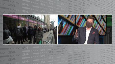 Jānis Ozols: Mazie veikali jau sen varēja nodrošināt drošu tirgošanos