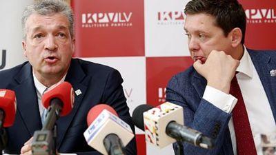 """""""KPV LV"""" frakcija neturas tikai uz diviem cilvēkiem, norāda Sprūde"""