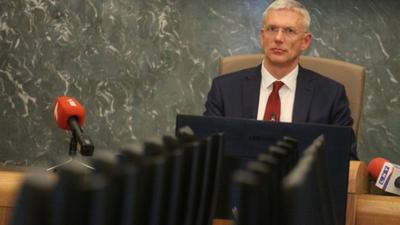 Ērglis: Valdība šajos krīzes apstākļos strādā labi