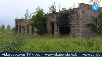 Jēkabpilī palielinās ugunsgrēku skaits pamestās ēkās