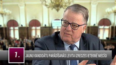 Ulmanis: Pozitīvi, ka tiek piedāvāti vairāki prezidenta amata kandidāti
