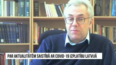 Speciālizlaidums: Aktualitātes saistībā ar COVID-19 izplatību Latvijā