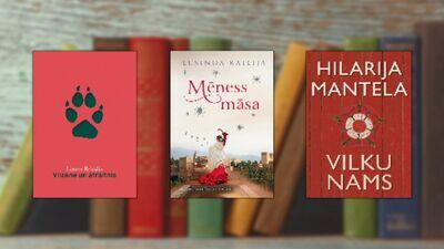 Grāmatas, ko iesaka rakstniece Māra Svīre