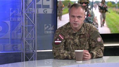 """Kāds mērķis ir militārajām mācībām """"Namejs 2021""""?"""