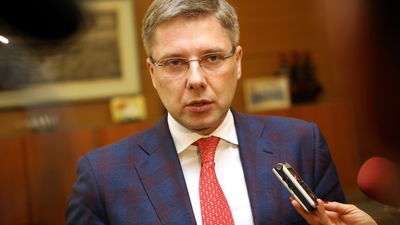Draudiņš: Ušakova palikšana kabinetā ir politiskās kultūras jautājums