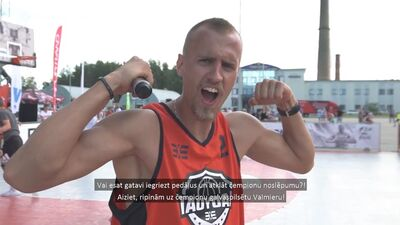 15.06.2019 Ghetto Basket Valmierā