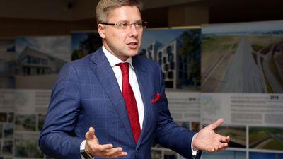 Ušakovam piemērots drošības līdzeklis. Komentē advokāts Zelmenis