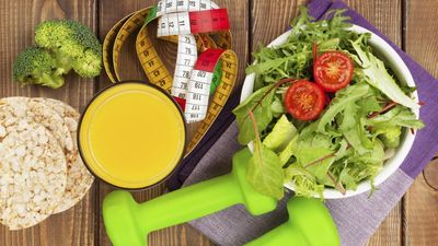 Kā noturēt svaru pēc diētas?
