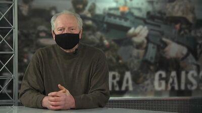 Dainis Īvāns: Tas bija ļoti gudras pēc visiem militāriem likumiem izveidotas barikādes