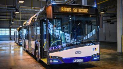 """Matīss par """"Rīgas Satiksmes"""" sabiedriskā transporta iegādes kārtību"""