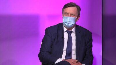 Kučinskis: Ļoti ceru, ka tagad pēc vakcinēšanās, valdība tiksies ārpus ekrāniem