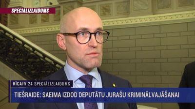 Speciālizlaidums: Saeima nolemj par Juraša izdošanu kriminālvajāšanai 4. daļa