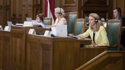Noslēgusies Saeimas pavasara sesija. Kādi nozīmīgi darbi paveikti?