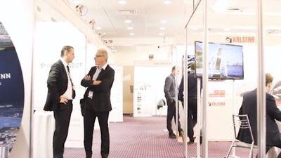 """Rīgas brīvostā aizvadīta starptautiska konference """"2nd Baltic Ports and Shipping"""""""