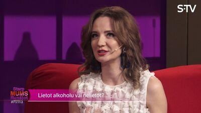 Katrīna Puriņa-Liberte: Man nepatīk radikālas lietas!