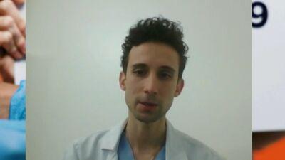 Kārlis Rācenis stāsta par sajūtām pēc vakcinācijas pret Covid-19