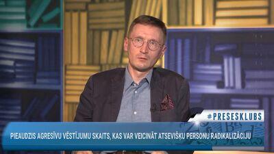 Vai pandēmijas laikā Latvijā ir pieaugusi agresivitāte?