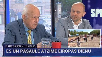 Īstam latviešu nacionālistam jābūt atvērtam pret krieviem, uzskata Prokopenko