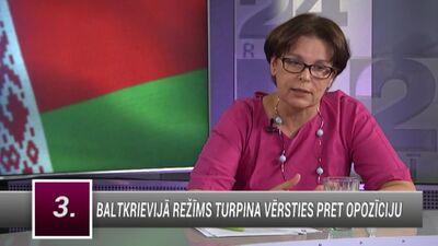 Muktupāvela: Starp Latviju un Baltkrieviju jāveicina solidaritāte dažādās nozarēs