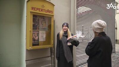 Kuras ir Zanes Vaļickas-Pētersones sirdij tuvākās vietas Rīgā?