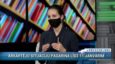 Ieva Siliņa par ieguvumiem no Covid-19 vakcīnas