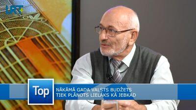 Uz nākamā gada budžetu raugos skeptiski, stāsta Pličs