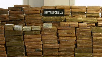 VID piešķirts gandrīz pusmiljons eiro kontrabandas apkarošanai