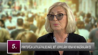 Ābrama par Eiropas fondu līdzekļu izmantošanu Latvijā