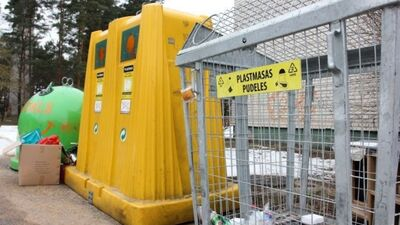 Muižnieks: Eiropas līmenī ļoti atpaliekam atkritumu šķirošanā un pārstrādē