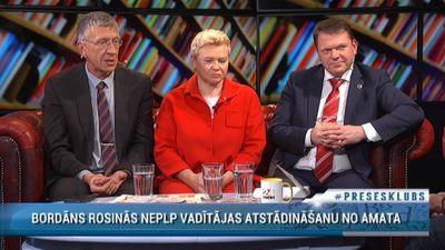 Judins par NEPLP: Jārisina problēma pēc būtības, neiejaucot politiku