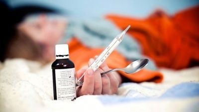 Kādi ir gripas pirmie simptomi?