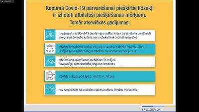 Speciālizlaidums: 2020. gada pārskati ministrijās un centrālajās iestādēs