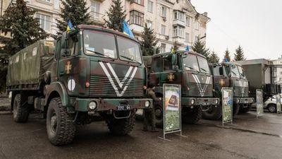 NBS nogādā jau trīspadsmito humānās palīdzības kravu Ukrainai