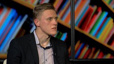 Jānis Dombrava par sejas aizsegiem sabiedriskajā transportā