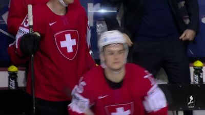 Spilgtākie momenti: Šveice pret Slovākiju