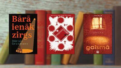 Grāmatas, ko iesaka tulkotāja Inga Mežaraupe