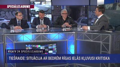 Speciālizlaidums: Ceļu stāvoklis Rīgā un Latvijā 2. daļa