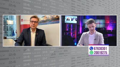 Ušakovs: Bez Eiropas naudas Latvijai iztikt būs grūti