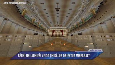 Minecraft - aizraujoša un izglītojoša dāvana, ko pasniegt bērnam!