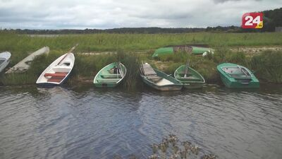 Pētnieks stāsta, kāpēc Burtnieka ezera apkārtne ir tik īpaša vieta Latvijā