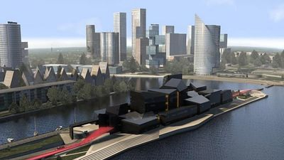 Pavļuts: Koncertzāles jautājumu varēs atrisināt tikai pēc varas nomaiņas Rīgā