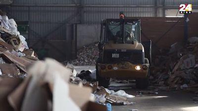 23.08.2018 Cilvēkiem jāsamazina radīto atkritumu daudzums