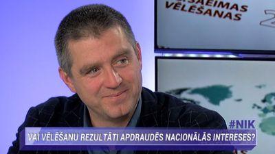 """Rajevskis: """"Mūsdienu pasaulē manipulācijai ir neierobežotas iespējas."""""""