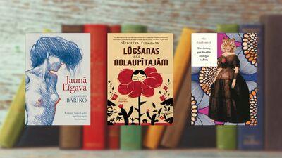 Grāmatas, ko iesaka Helēna Ora
